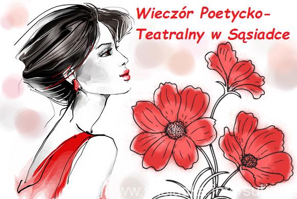 Wieczór poetycko-teatralny ze stowarzyszeniem Sutiejsk