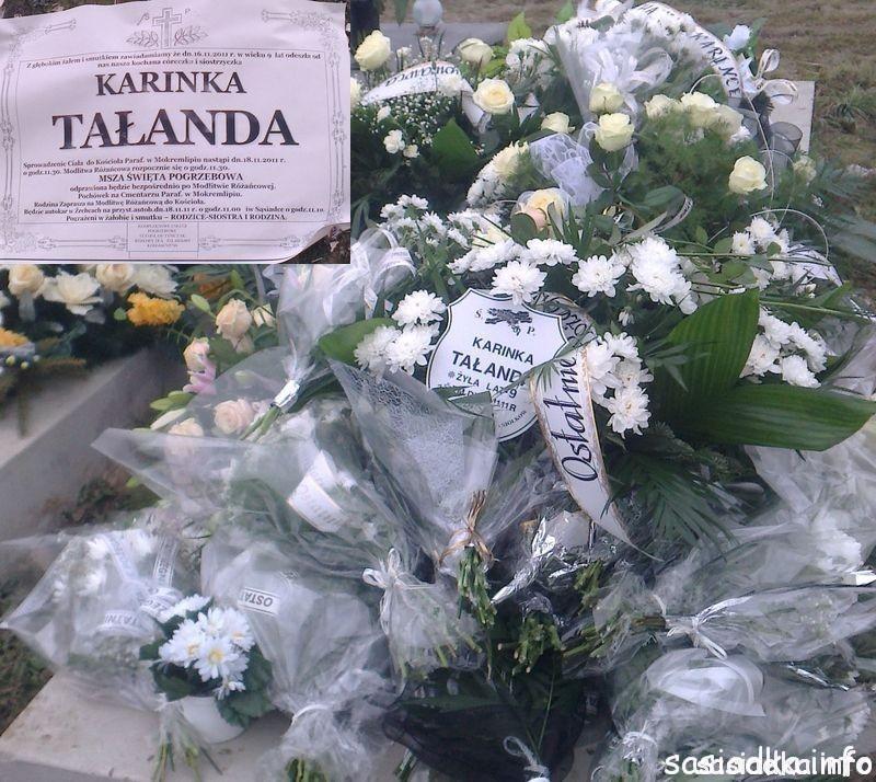 Pogrzeb Św. Karinki