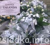 Pogrzeb Karinki