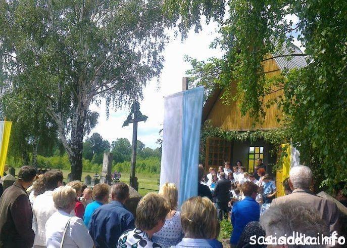 70 rocznica mordu wsi Kitów