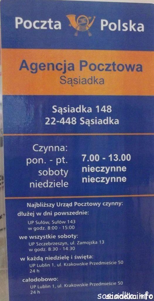 agencia poczty polskiej