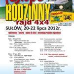 Rodzinny festyn 4×4 Sułów 2012