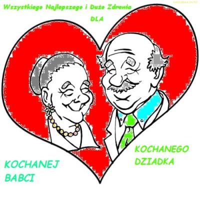 Podziękuj Babci i Dziadkowi ;-)