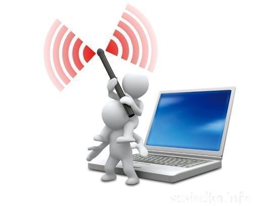 Ograniczenie internetu wifi w gminie Sułów