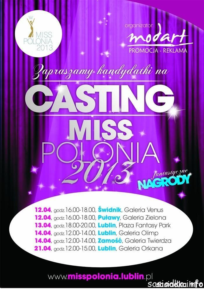 miss polonia 2013