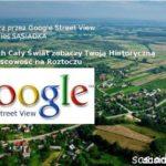Nasza Sąsiadka w Street View Google