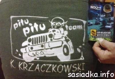 Wyniki Rajdów Sułów wciąga 4×4 2013