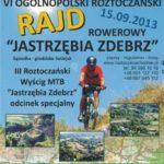 Ogólnopolski Rajd  Rowerowy MTB w Grodzie Sutiejsk Sąsiadka