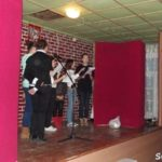 Kabaret i chór w gminie Sułów