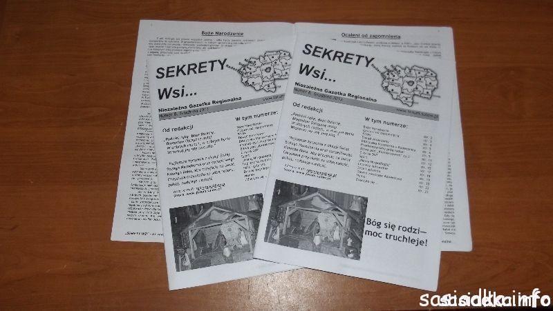 Spotkanie opłatowe redakcji Sekrety Wsi