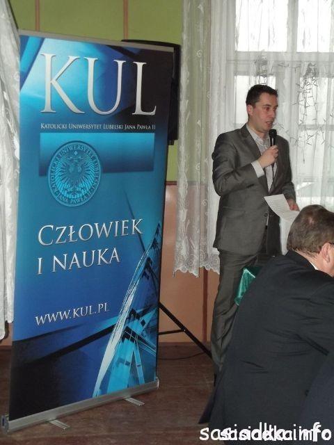 Człowiek i nauka wizja KUL w Deszkowicach