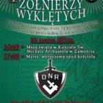 Przyjdź i Oddaj Hołd Polskim Bohaterom 2 marzec 2014