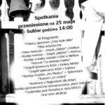 Sąsiedzkie spotkanie i eurowybory w Sułowie