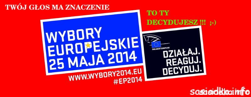 Eurowybory 2014 w gminie Sułów