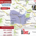SiSMS w gminie Sułów