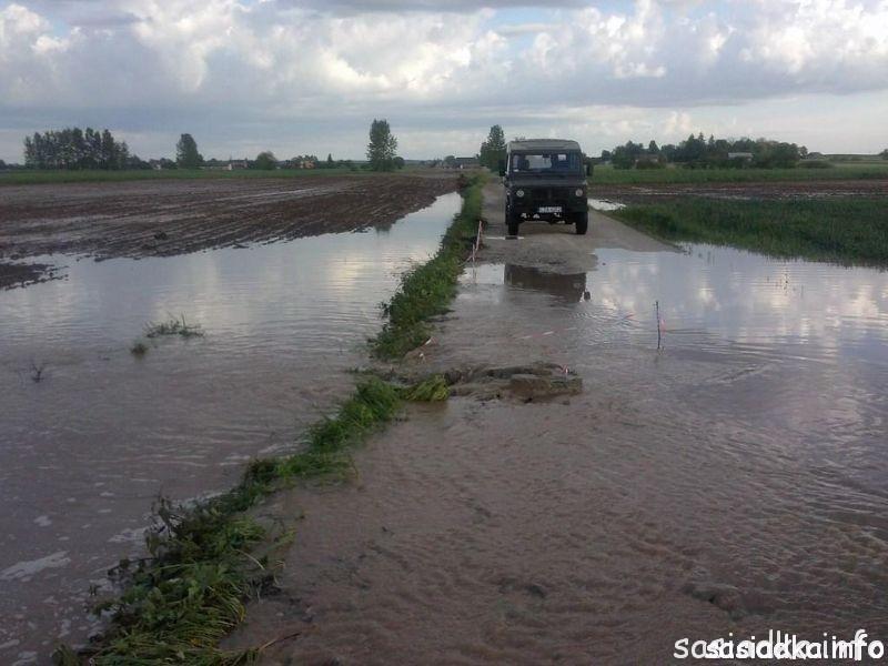 Odzyskaj Odszkodowanie od zalanych upraw