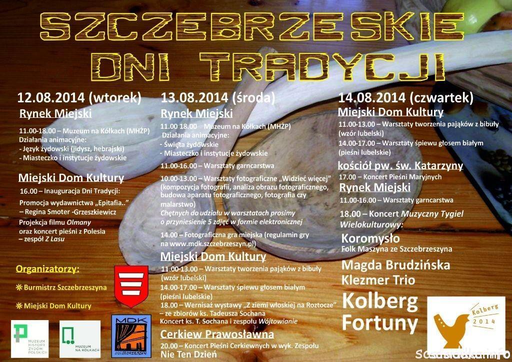 Dni tradycji Szczebrzeszyn 2014
