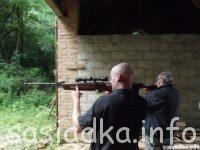 Integracja klubu strzeleckiego z wiatrówką