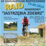 7 Rajd rowerowy Jastrzębia Zdebrz 14.09