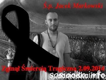 Pogrzeb Jacka Markowskiego – Warszawa