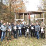 Pierwsza rocznica strzelnicy w Sułowcu