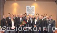Skład Rady Gminy Sułów i  Wójt na kadencję 2014 - 2018