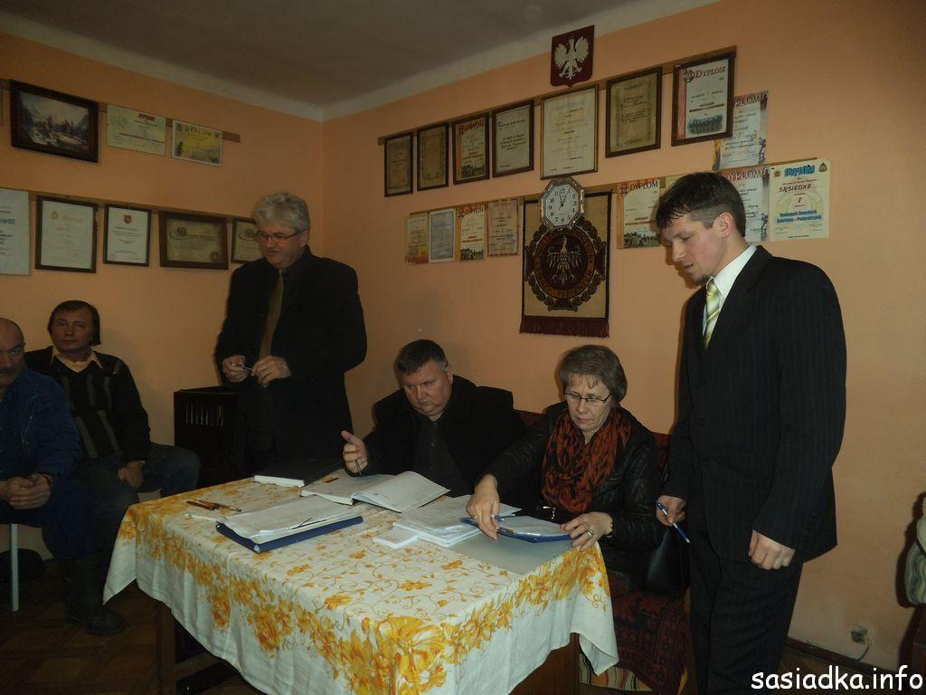 Nowa Rada Sołecka Sąsiadki