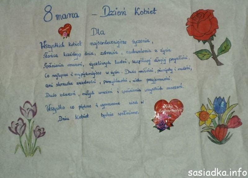 Pierwszy Gminny Dzień Kobiet w Sułowie