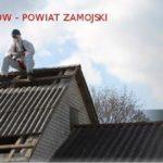 Nabór wniosków na nowe pokrycia dachowe – dofinansowanie