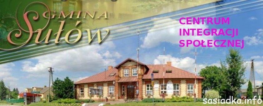 Centrum Integracji Społecznej w Sułowie