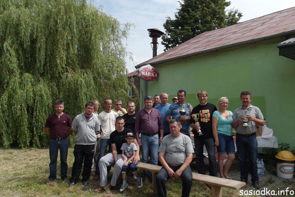 Koszowanie gołębi w Kulikowie