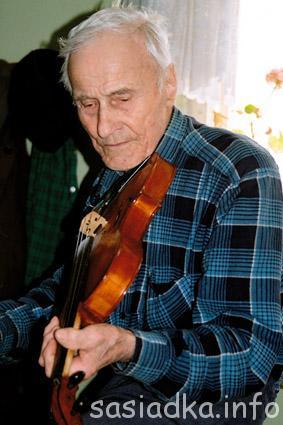 ś.p. Władysław Kucharski - Zakłodzie (1908-2010)