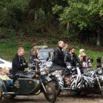 Zakończenie sezonu motocyklowego w Radecznicy