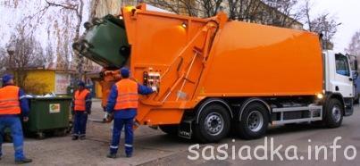 Awaria sprzętu Eko-Kras – śmieci !