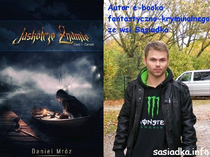 Jaskółcze Znamię fantastyka Daniela Mróz z Sąsiadki