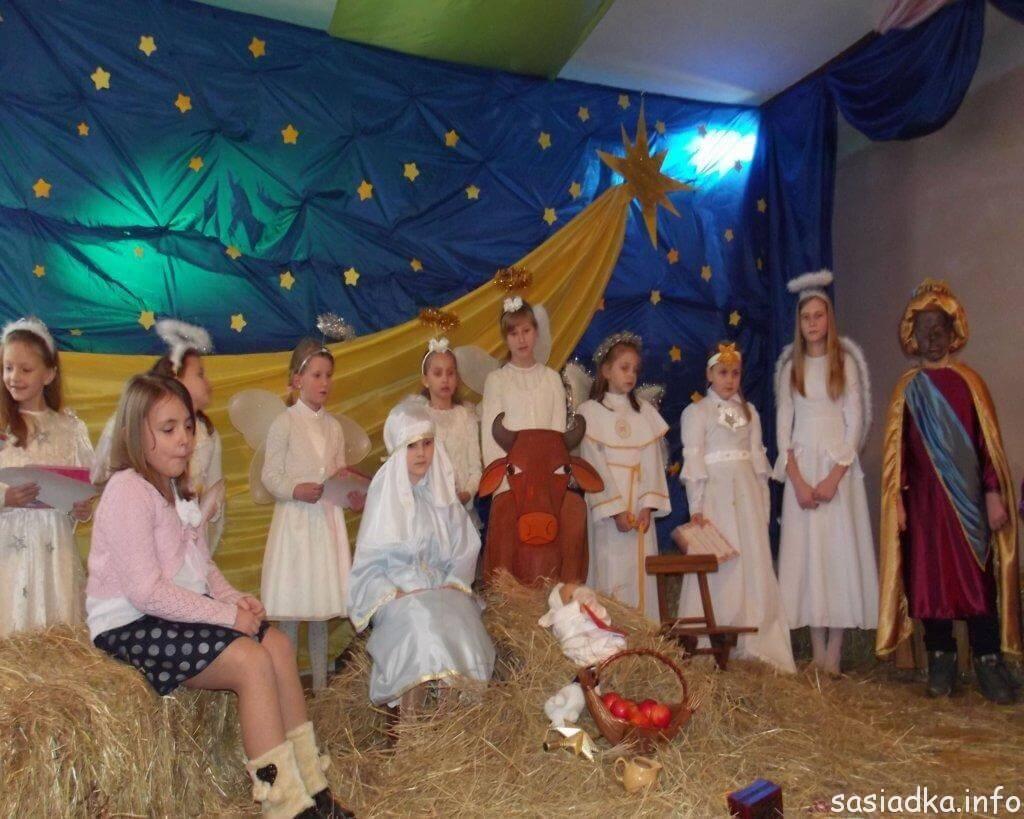 """Przegląd teatrów jasełkowych """"Marzenie"""" w Szczebrzeszynie"""