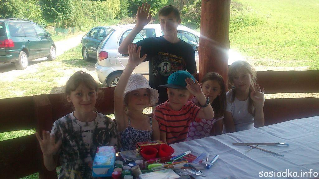 Społeczne sprzątanie Grodziska Sutiejsk