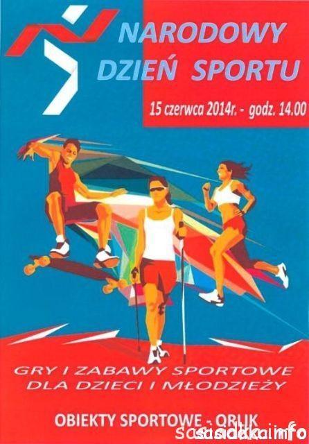 Narodowy dzień sporto 2014