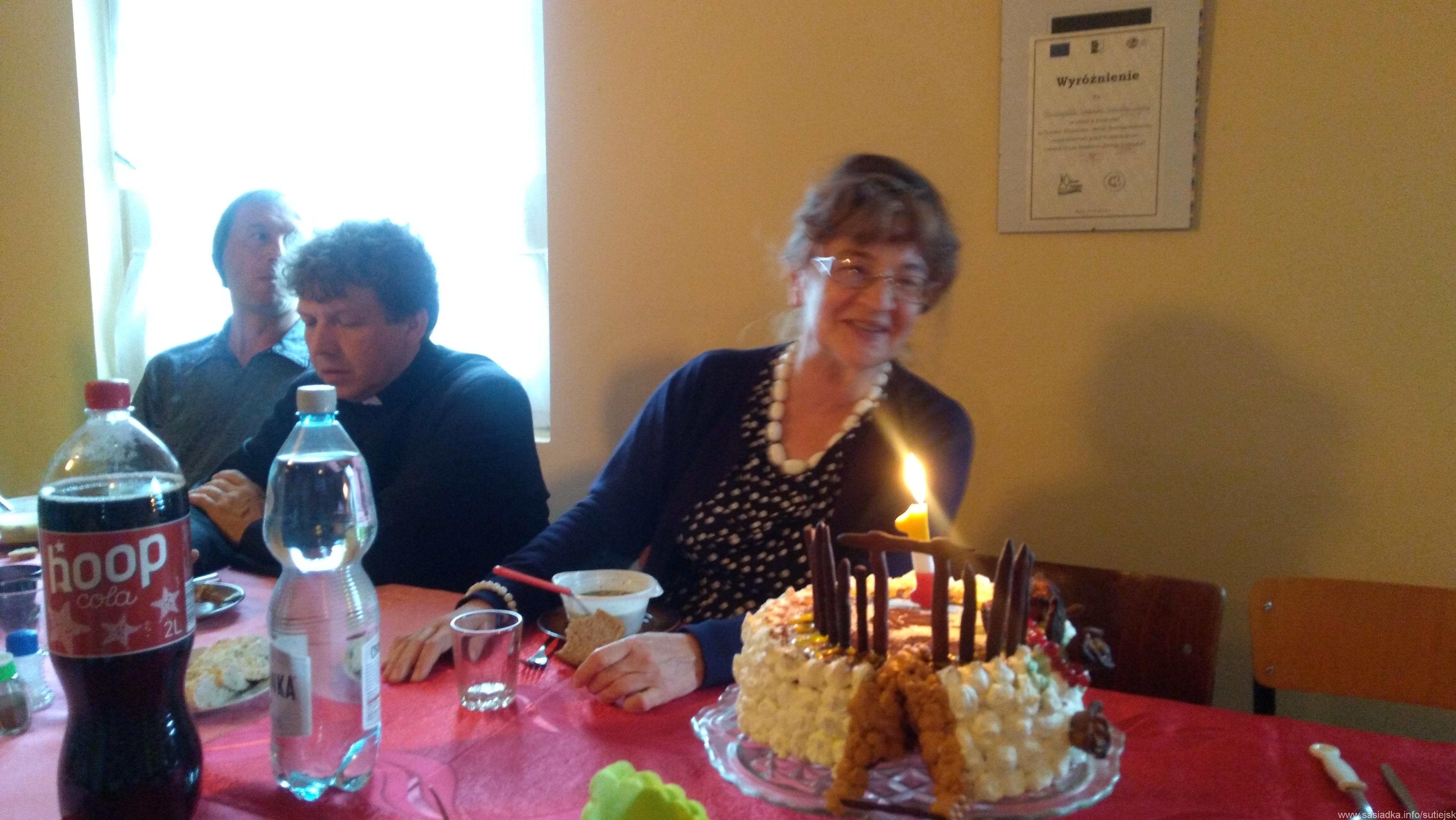 Urodziny stowarzyszenia Sutiejsk z dr hab. Joanną Kalaga
